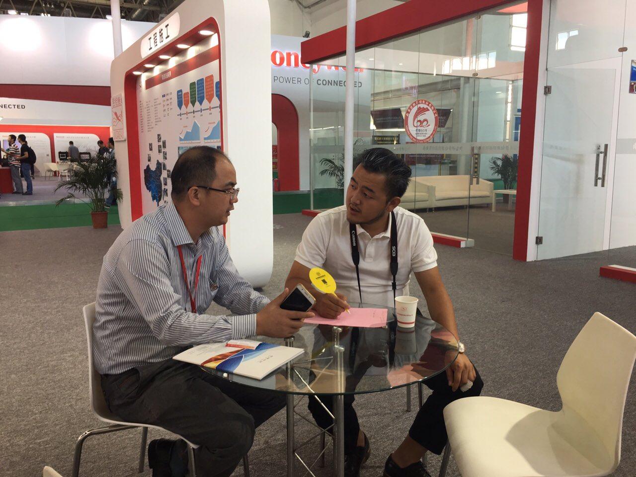 中国南消城市管廊消防应用方案展会中博人眼球